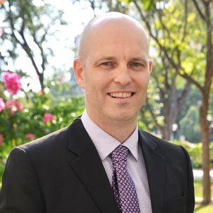 Photo of Associate Professor Jacob Wood