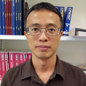 Photo of Associate Professor Sizhong Sun