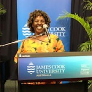 Photo of Ms Jane Njaramba