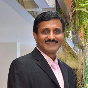 Photo of Associate Professor Abhishek Bhati