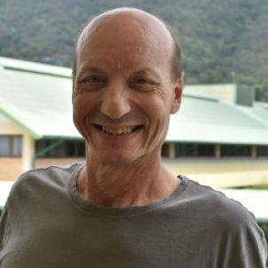 Photo of Dr Colin MacGregor