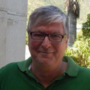 Photo of Dr. Mark C. Barnes