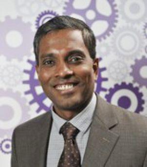 Photo of Professor Sabe Sabesan