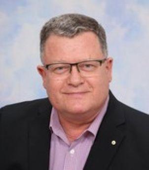 Photo of Professor Peter Leggat