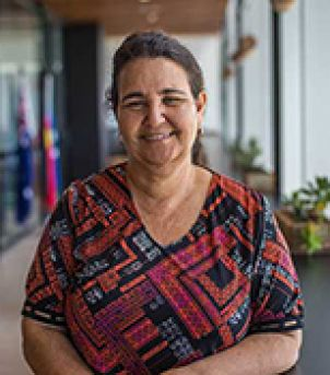 Photo of Associate Professor Catrina Felton-Busch