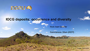 IOCG Deposits: occurrence & diversity link