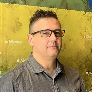 Photo of Dr Nick Osbaldiston
