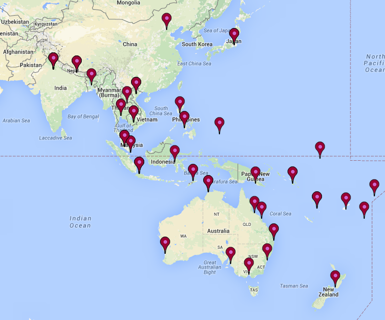 community based learning locations