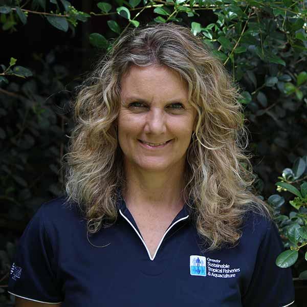 Portrait of Julie Goldsbury