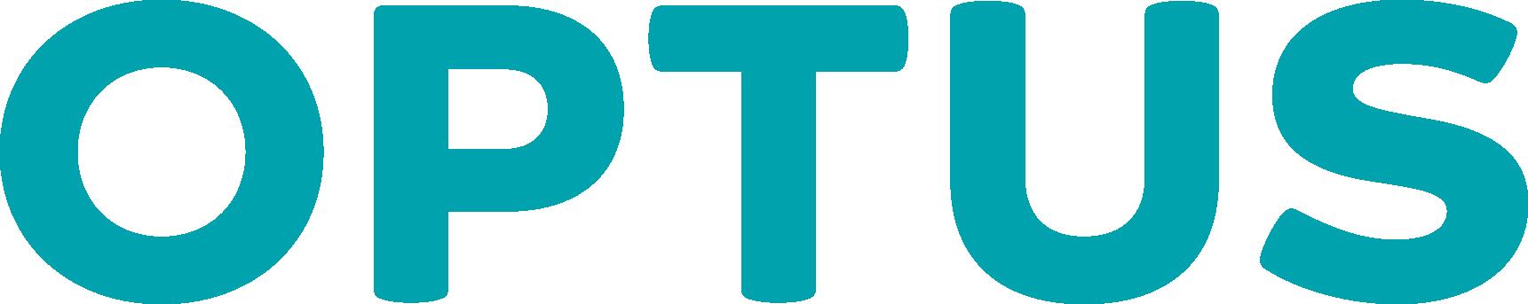 Optus Australia logo.