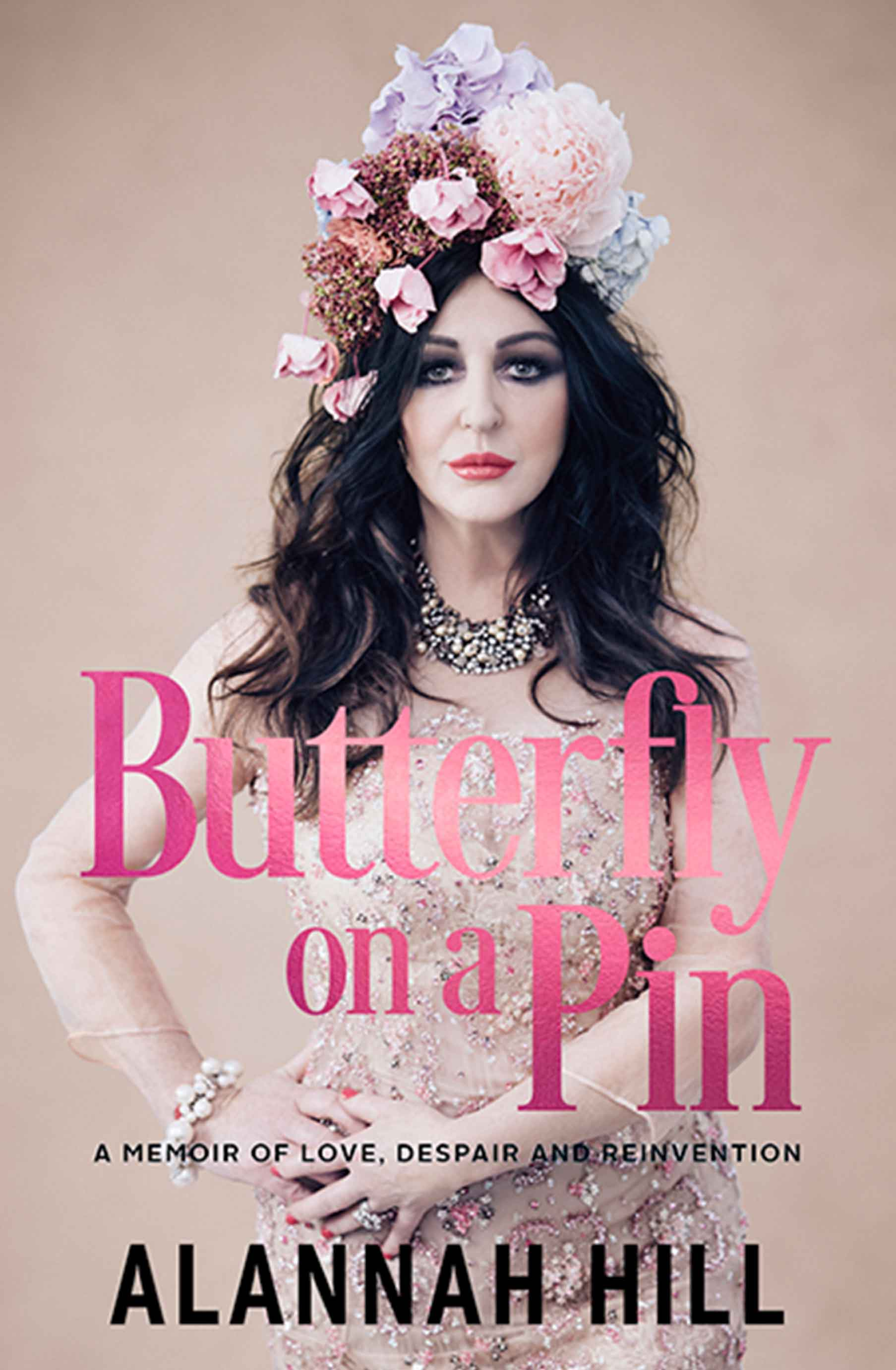 Butterfly on a Pin cover image