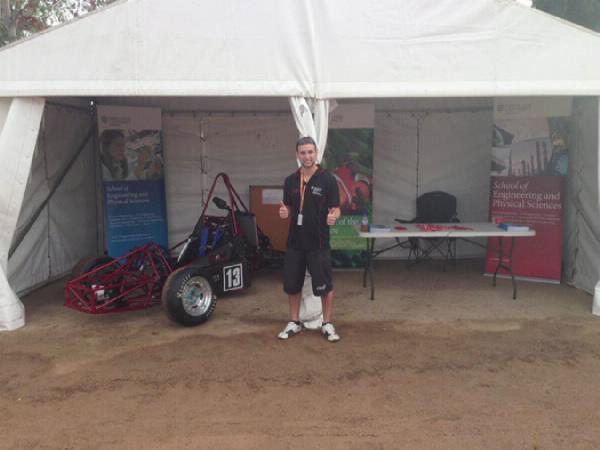 JCU Motorsports at the Sucrogen Townsville 400