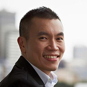 Portrait of Dr Liang Joo Leow