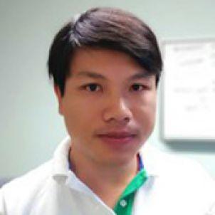 Photo of  Dr Eric Wang