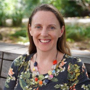 Photo of Dr Megan Higgie