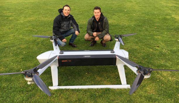 Griff UAV drone
