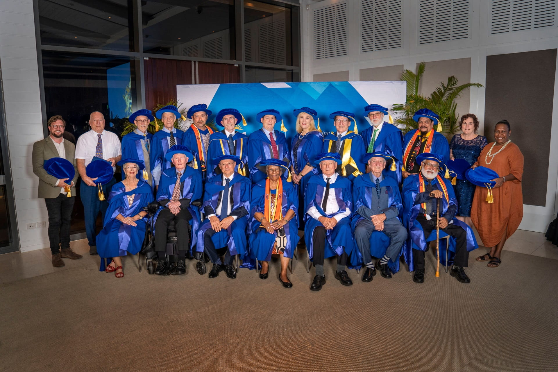 2021 Honorary Doctorate Award Recipients