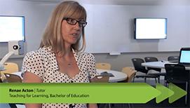 TEAL Room Snapshot Video