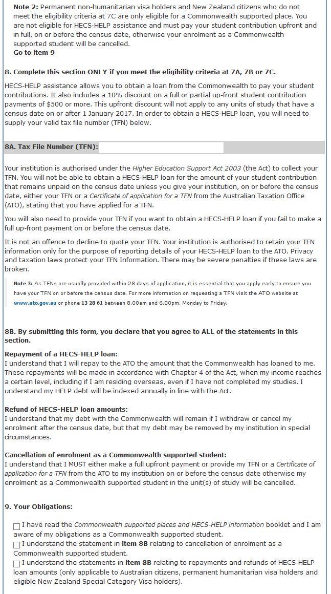 eCAF Example 7C Part 2 - Part 8