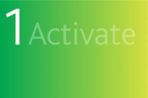 Activate course enrolment
