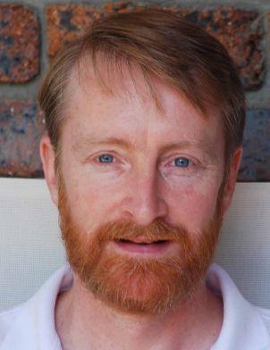 Photo of Dr Dan Metcalf