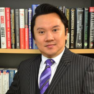 Photo of Associate Professor Adrian Kuah