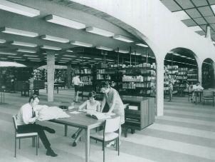 JCU Library Townsville