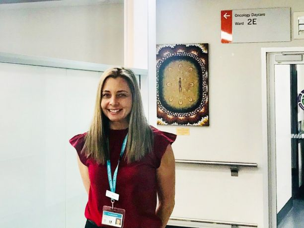 Pharmacist Marissa Ryan