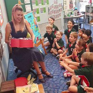 Photo of Becoming Cairns' top teacher