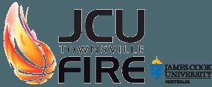 JCU Townsville Fire Logo