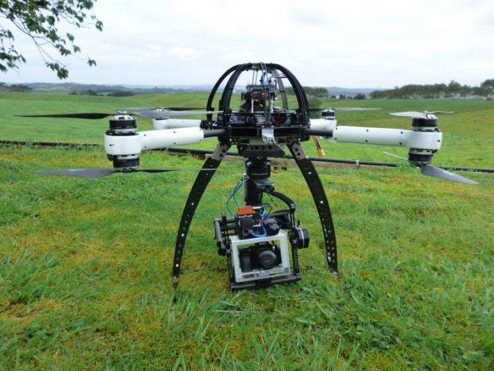 Karen Joyce's drone