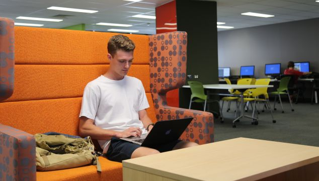 Lachlan Nimmo, Bachelor of Planning student