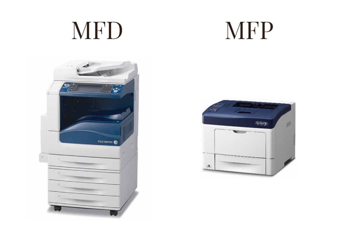 MFD vs MFP