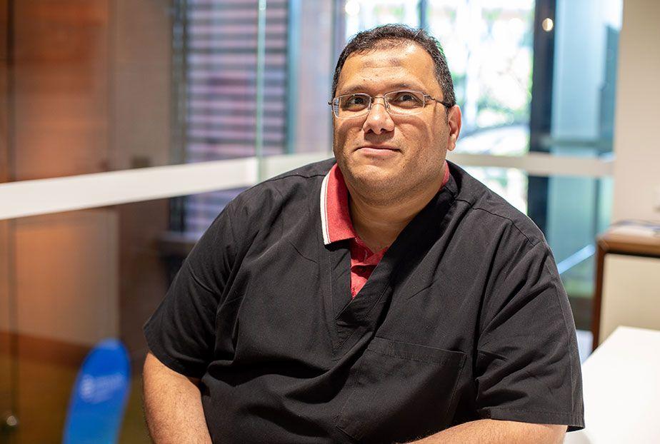 Dr Ameen Al-Yousef