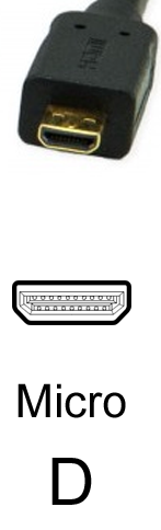 image of Micro HDMI Type D