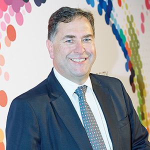 Portrait of Dr Jeffrey Ayton