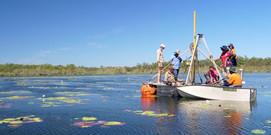 Girraween Lagoon, Northern Territory