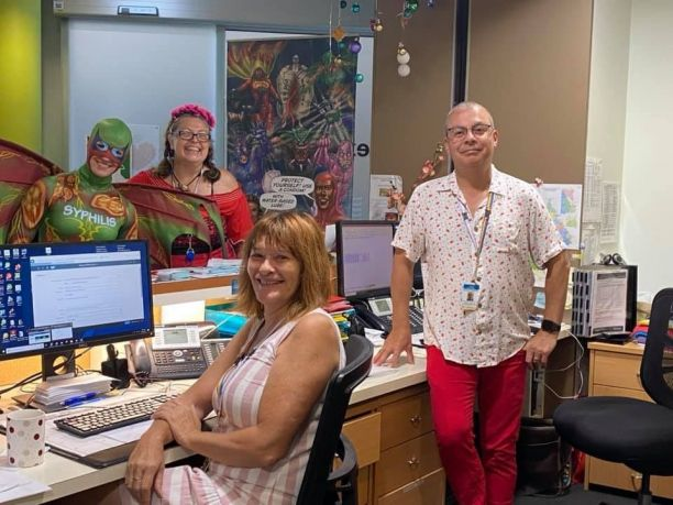 cairns sexual health clinic