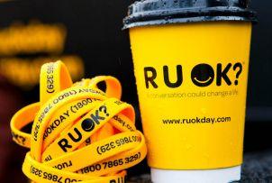 R U Ok? Day image