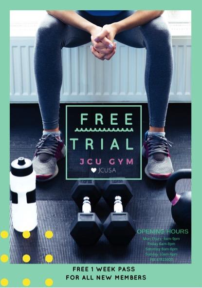 free trial week