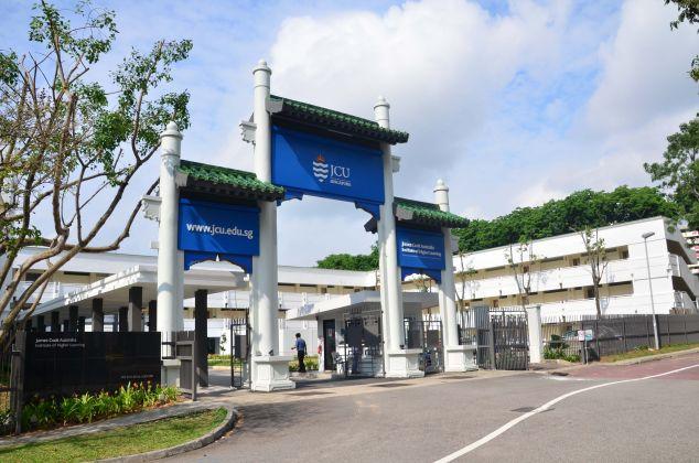 JCU Singapore campus