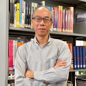 Photo of Dr Tang Chun Meng
