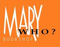 Mary Who bookshop logo