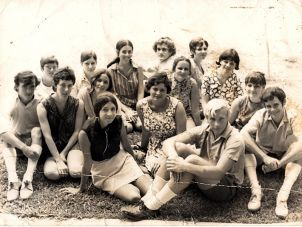 Graduates of the Townsville Teachers' College