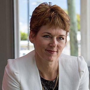 Portrait of Denise Craig