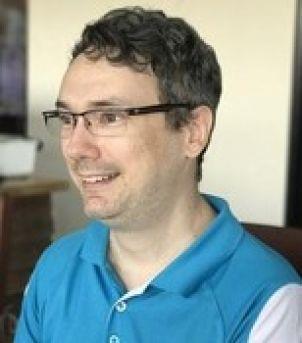 Photo of Dr Jason Holdsworth