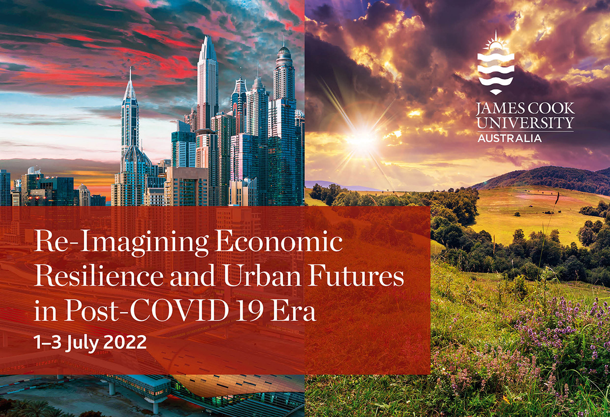 RE-Imagining Economic REsilience and Urban Futures in a Post-COVID 19 Era. 1-3 July 2022.