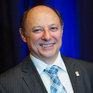 Portrait of Professor Tony Bacic