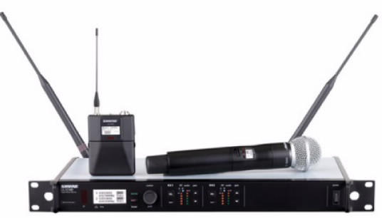 wireless mic receiver