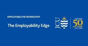 JCU Employability Workshop Series: The Employability Edge image
